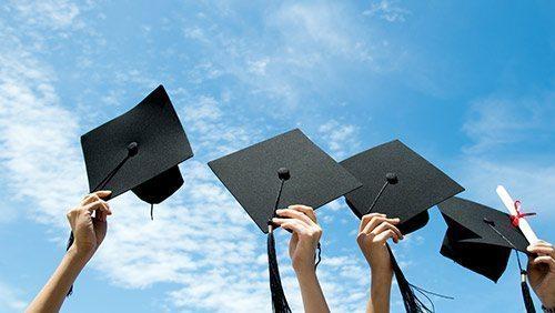 Navigating the big, bad world after graduation