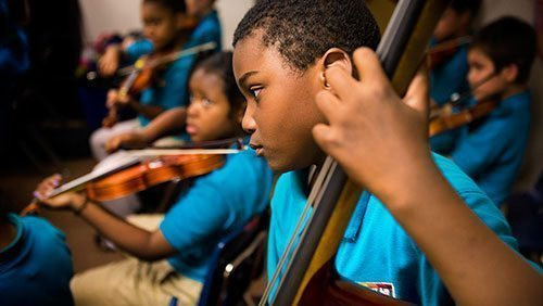 Funding arts education path to beauty and understanding