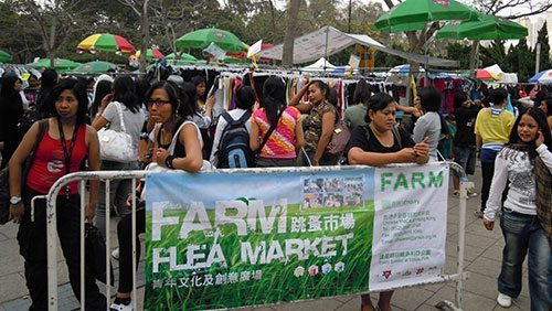 Flea market tips while travelling