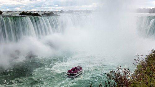 Niagara Falls is much more than a postcard