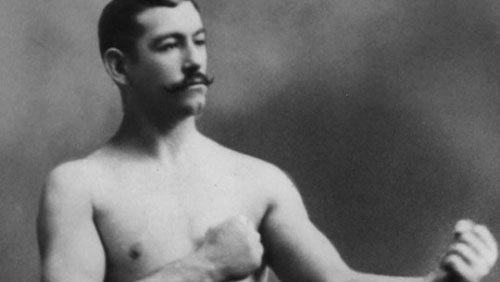 America's first ethnic working-class hero