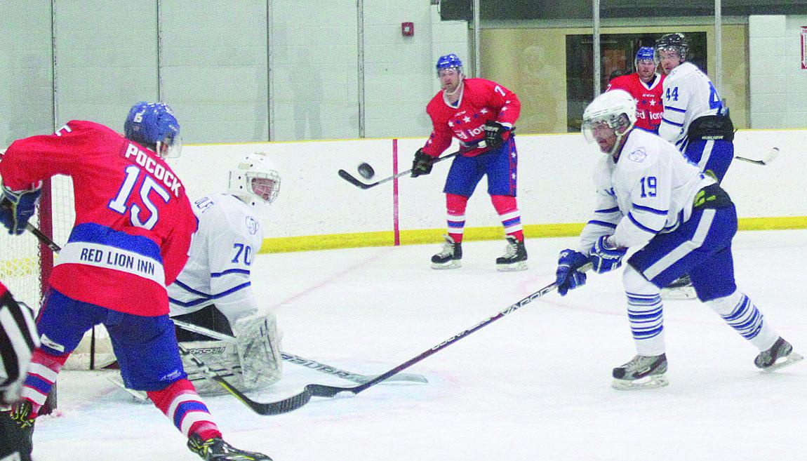 Senior hockey roundup