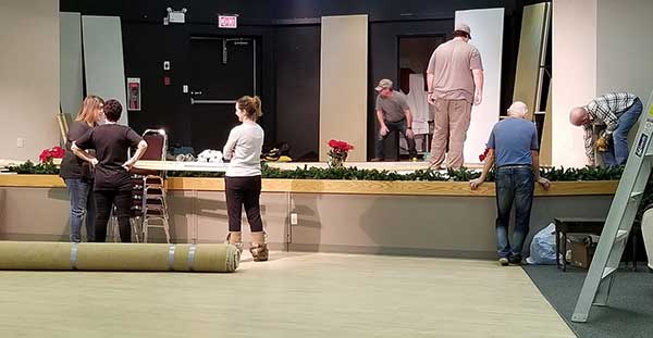 Eatonia Oasis Players return to the stage