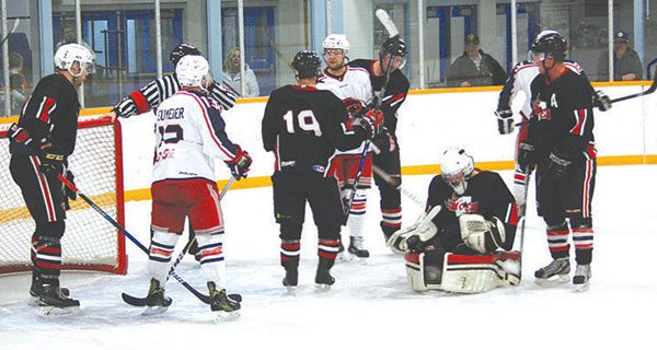 Elks have 2-1 series lead in SVHL finals