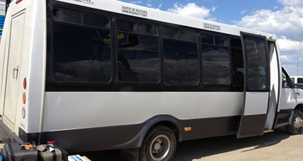 Area bus service expands travel in Saskatchewan