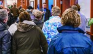 Grand opening for new Luseland Credit Union draws crowd