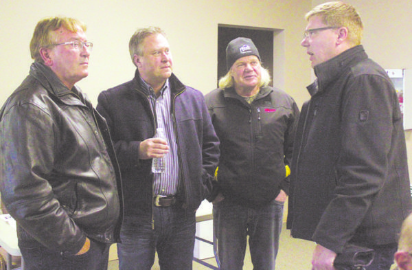 Premier makes a stop in Kindersley