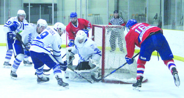 Wilkie Outlaws advance to SWHL finals