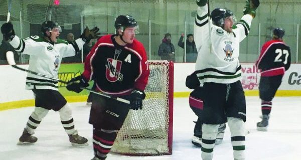 Senior hockey leagues up and running