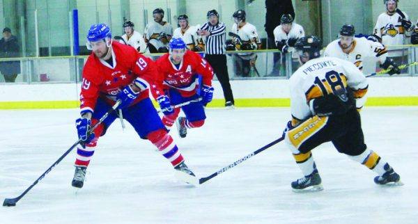 Wilkie, Kindersley punch tickets to SWHL semifinals