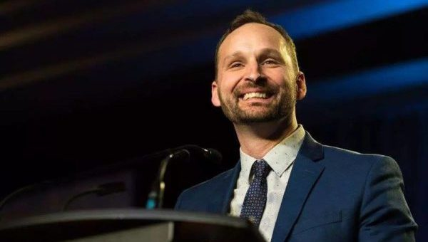 Ryan Meili has a tough job ahead of him