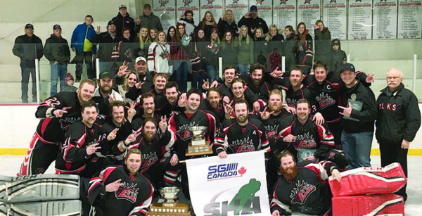 Lucky Lake among four undefeated teams in SVHL