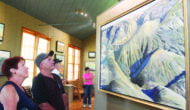 Another great weekend for annual art show