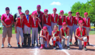 Angels make squirt softball final