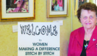 Making a difference, one stitch at a time