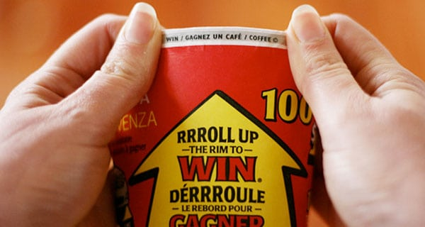 Can RBI reboot Roll Up the Rim and revive Tim Hortons?