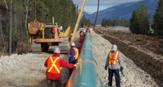 Psst … want to buy a pipeline?