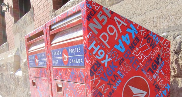 Canada Post records $94-million loss in third quarter