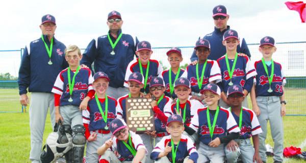 Eston wins Mosquito AA provincial championship