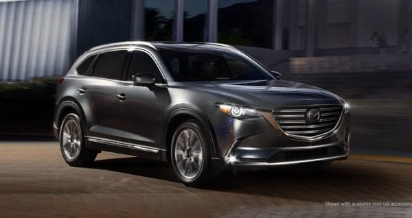 Mazda CX-9 is more than just another mid-size SUV