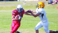Receiver Wiebe joins Hilltops
