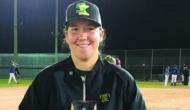 Mann all-around player at women's U21 baseball nationals