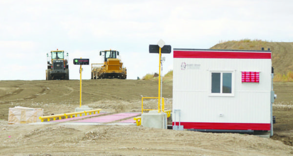 New regional landfill nearly ready to open