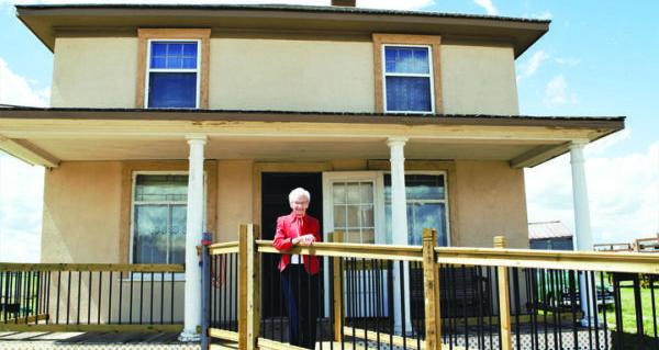 Eaton's house provides wonderful memories
