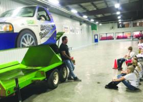 Eston safety event makes impression on students