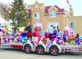 Goose Festival parade draws excellent crowd