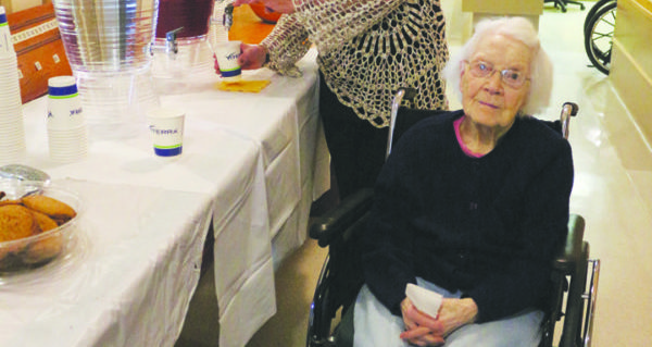 Care home celebrates 20 years of operation