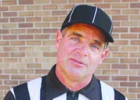 Local ref retires from 'second life'
