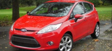 Buying used: 2011 Ford Fiesta is far from perfect