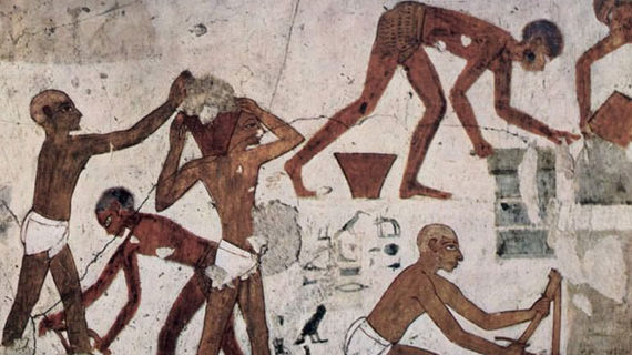 The first recorded strike occurred in Egypt in 1152 BC