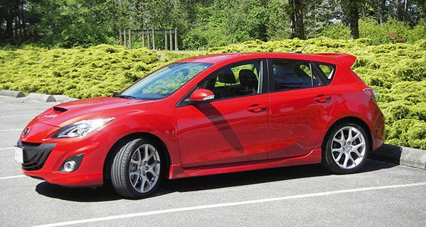 Buying used: 2010 Mazdaspeed3 not to be taken lightly