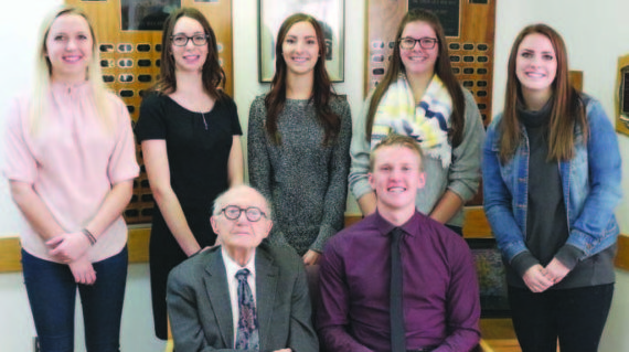 Health care students receive scholarships