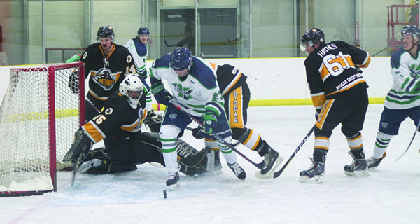 Kindersley, Wilkie tied atop SWHL standings