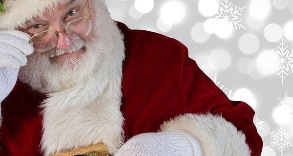 Santa's Hut shopping events coming up soon