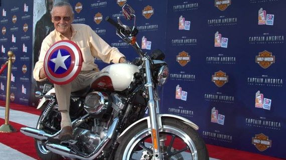 Stan Lee, left-wing culture warrior
