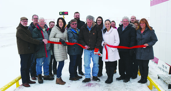 Regional landfill opens west of Kindersley