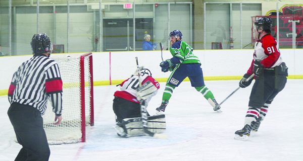 Undefeated SWHL teams set to collide on Saturday