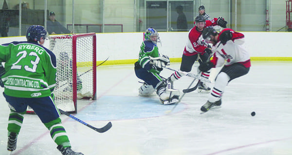 Wilkie, Kindersley keep getting it done in SWHL