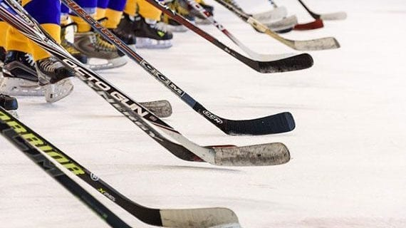 Two-team race for first in SVHL
