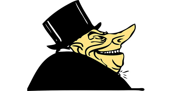 'Bah humbug!' to business owners who act like Scrooge