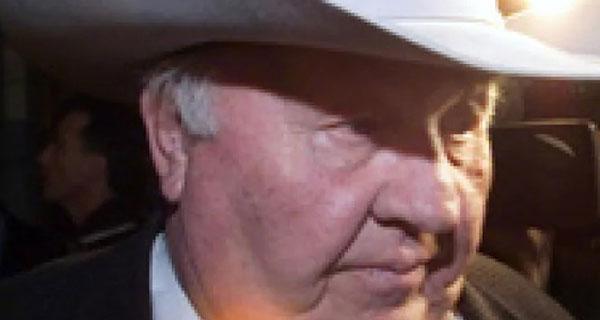 Myron Thompson was a unique figure in Canadian politics