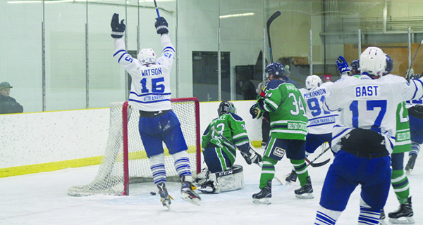 Kindersley increases lead in SWHL standings