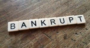 insolvency bankrupt