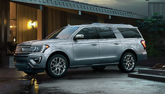 Ford Expedition '19 exterior