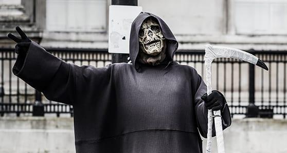Don't fear the reaper: Recession