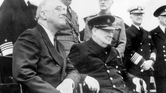 Winston Churchill and the villainous 'Guilty Men'